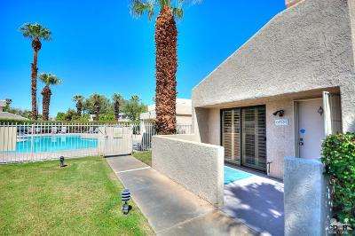 Rancho Mirage Condo/Townhouse Contingent: 69581 Heather Way