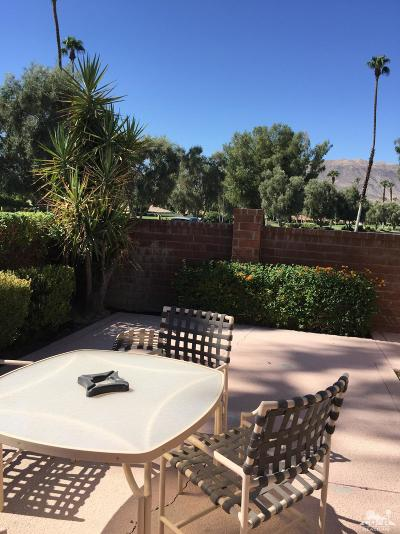 Palm Desert Condo/Townhouse Sold: 255 La Paz Way