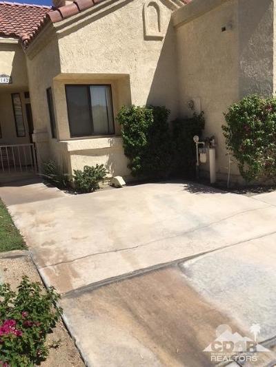Palm Desert, La Quinta, Inidan Wells, Indio, Bermuda Dunes, Rancho Mirage Condo/Townhouse For Sale: 41420 Inverness Way