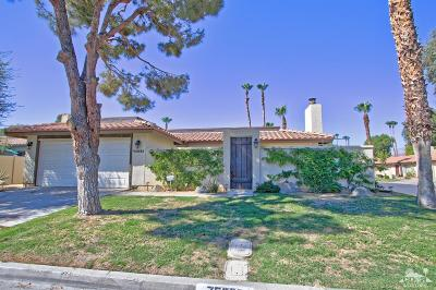 Palm Desert Single Family Home For Sale: 75225 Vista Corona