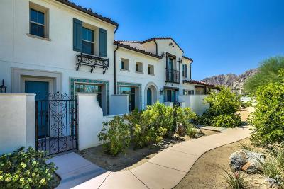 La Quinta Condo/Townhouse For Sale: 80428 Whisper Rock Way