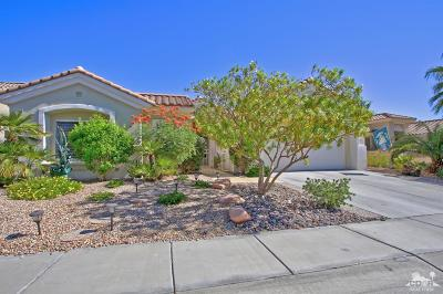 Sun City Single Family Home Sold: 78476 Palm Tree Avenue