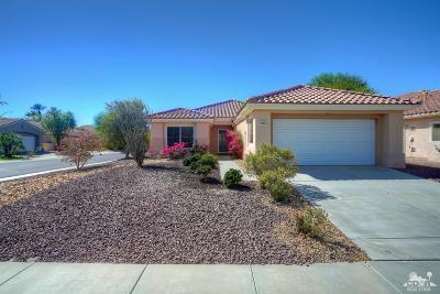 Palm Desert Single Family Home Contingent: 78443 Prairie Flower Drive