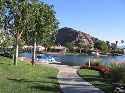 La Quinta Single Family Home Sold: 48505 Via Encanto