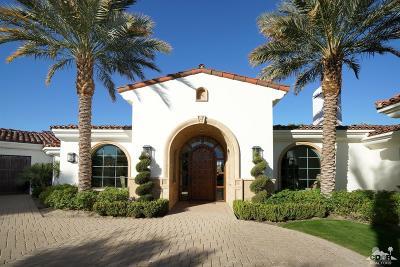 La Quinta Single Family Home For Sale: 52395 Via Savona