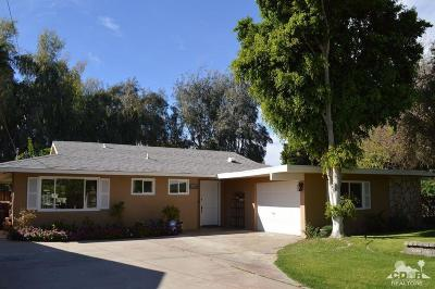 Palm Desert Country Single Family Home Contingent: 42245 Wisconsin Avenue
