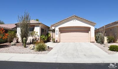 Sun City Single Family Home Sold: 78154 Bovee Circle