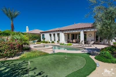 Palm Desert Single Family Home For Sale: 74139 Via Pellestrina