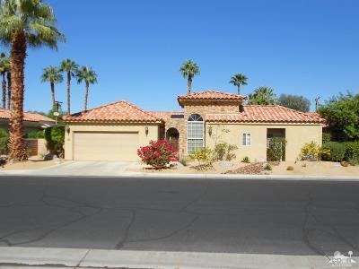 Palm Desert Single Family Home For Sale: 108 Chelsea Circle