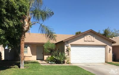 Indio Single Family Home For Sale: 47800 Madison Street #139