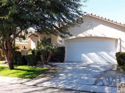 Indio Single Family Home For Sale: 43389 Saint Andrews Drive