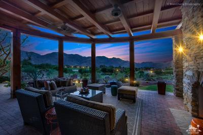 La Quinta Single Family Home For Sale: 53960 Del Gato Drive