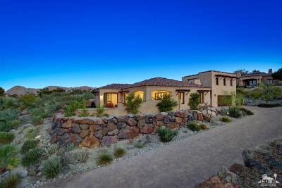 Palm Desert Single Family Home For Sale: 72321 Bajada Trail
