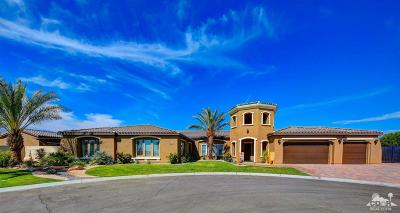 Indio Single Family Home For Sale: 49653 Constitution Drive