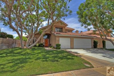 Palm Desert Single Family Home For Sale: 75741 Sandcastle Lane