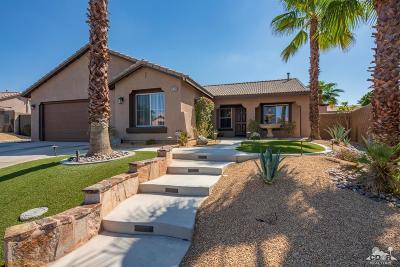 Indio Single Family Home For Sale: 41224 Doak Street