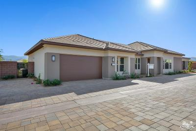 Indio Single Family Home For Sale: 82679 Summerwind Ct (Lot 1031) Court