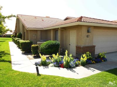 Chaparral C.C. Condo/Townhouse For Sale: 67 Conejo Circle