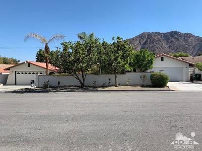 La Quinta Single Family Home For Sale: 53280 Avenida Villa