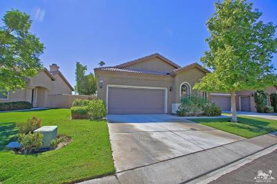 Indian Palms Single Family Home For Sale: 82831 Burnette Drive