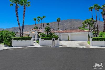 Palm Springs CA Single Family Home For Sale: $800,000