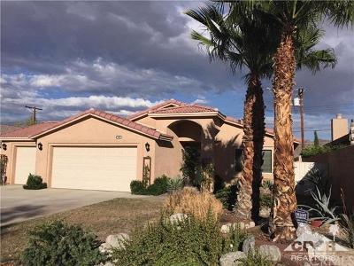 La Quinta Cove Single Family Home For Sale: 52550 Avenida Alvarado