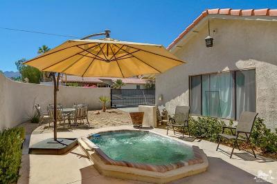 La Quinta Cove Single Family Home For Sale: 77480 Calle Colima
