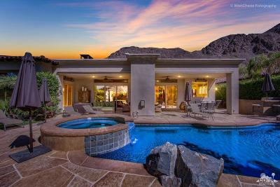 Indian Wells C.C. Single Family Home For Sale: 46267 Club Terrace