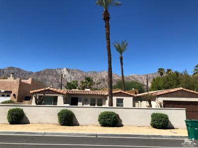 La Quinta CA Single Family Home For Sale: $389,888