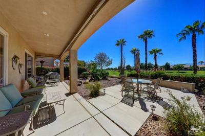 Sun City Shadow Hills Single Family Home Contingent: 81101 Avenida Tres Lagunas
