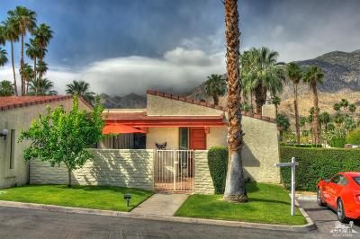 Cathedral City, Palm Springs Rental For Rent: 1151 South La Verne Way