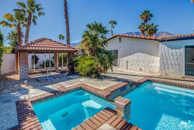 Palm Springs Single Family Home For Sale: 2950 North Bahada Road