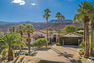 Palm Desert Single Family Home Sold: 48335 Painted Canyon Road