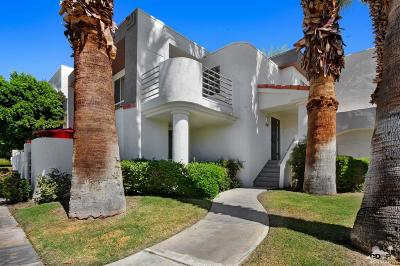 Palm Springs CA Condo/Townhouse For Sale: $159,000