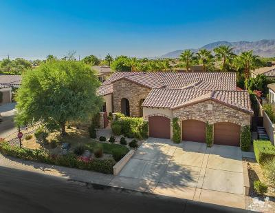 Indio Single Family Home Contingent: 81125 Carefree Drive