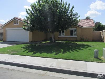 Indio Single Family Home For Sale: 82359 Arlene Court
