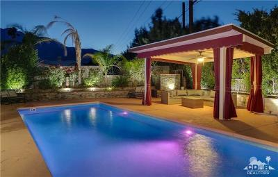 Cathedral City, Palm Springs Rental For Rent: 3097 North Jan Circle