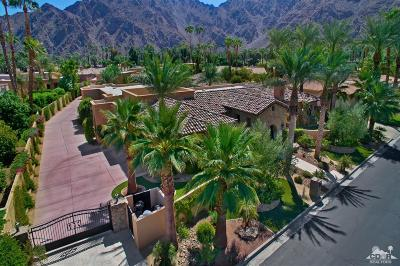 Indian Wells Single Family Home For Sale: 77165 Delgado Drive