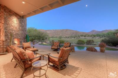 The Reserve Single Family Home For Sale: 74195 Desert Oasis