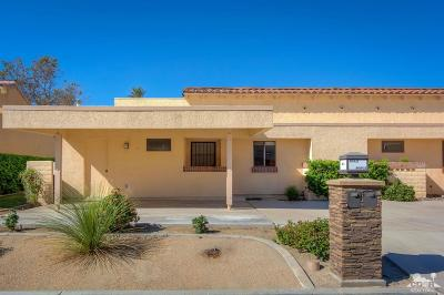 Palm Desert, La Quinta, Inidan Wells, Indio, Bermuda Dunes, Rancho Mirage Condo/Townhouse For Sale: 40821 La Costa Circle West