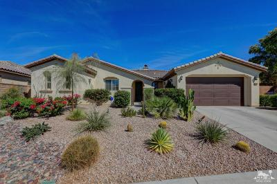 Indio Single Family Home For Sale: 82272 Puccini Dr.