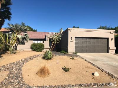 Palm Desert CA Single Family Home For Sale: $474,000