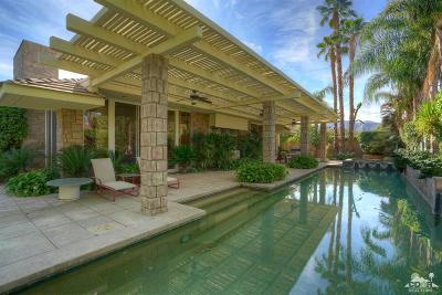 Rancho Mirage Single Family Home Sold: 54 Mayfair Drive