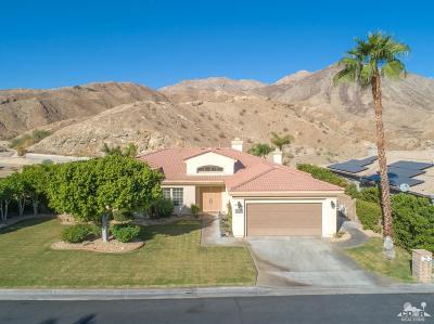 Palm Desert Single Family Home Sold: 160 Vista Paseo