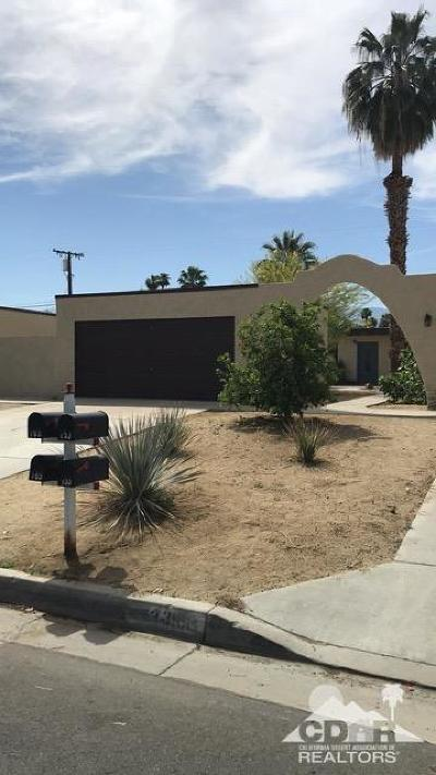 Palm Desert Multi Family Home For Sale: 73153 Catalina Way