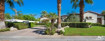 Toscana CC Single Family Home For Sale: 75906 Via Cortona