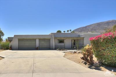 Rancho Mirage Single Family Home Sold: 72335 Desert Drive