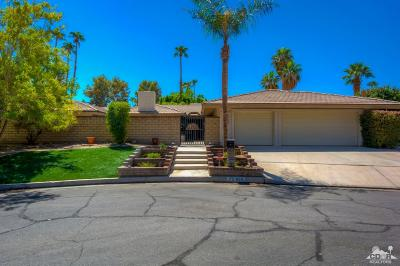 Palm Desert Single Family Home For Sale: 72855 Ambrosia Street