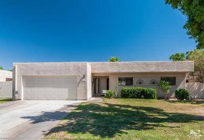 Rancho Mirage Single Family Home Contingent: 34420 Denise Way