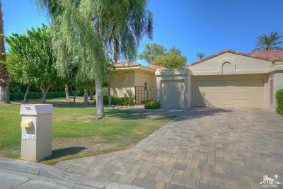 Desert Horizons C.C. Single Family Home For Sale: 75424 Riviera Drive